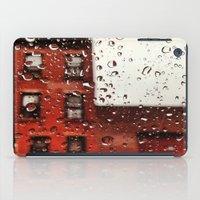 Rainy Day In Brooklyn iPad Case