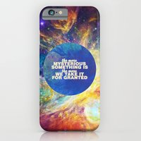 Mysterious Something iPhone 6 Slim Case