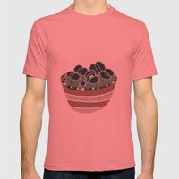Lithops Mens Fitted Tee Pomegranate SMALL