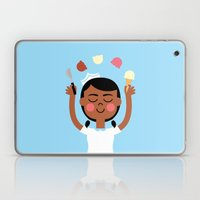 One Scoop Or Two? Laptop & iPad Skin