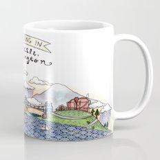We Belong In Seattle Mug