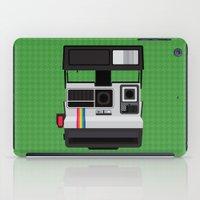 Polaroid Supercolor 635CL iPad Case
