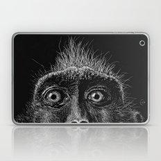 Monkey Surprise Laptop & iPad Skin