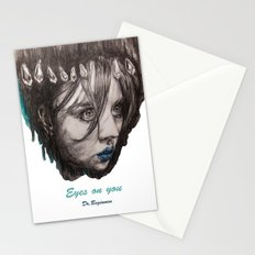 Eyes on you    BY.Davy Wong Stationery Cards