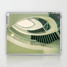 teardrop stairs Laptop & iPad Skin