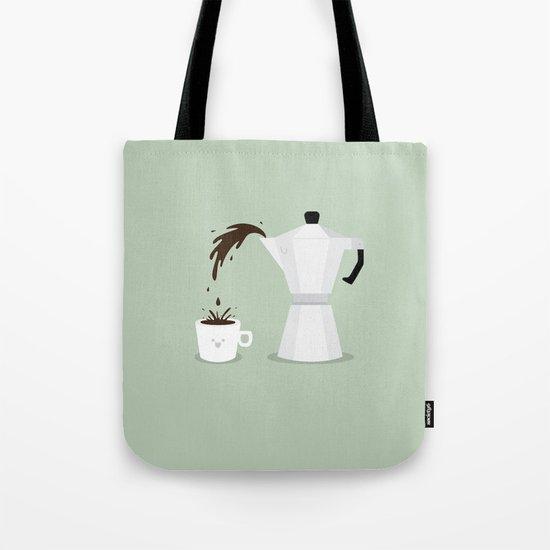 Espresso Time! Tote Bag