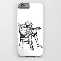 Musical Solitude iPhone 6 Slim Case