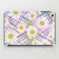 Daisy Plaid iPad Case