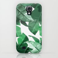 iPhone & iPod Case featuring Tropical Palm Print by Tamsin Lucie