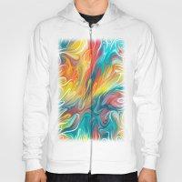 Abstract Colors II Hoody
