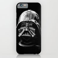 darth vader iPhone & iPod Cases featuring Darth Vader by Creadoorm