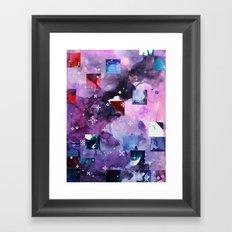 Errata & Entropia II Framed Art Print