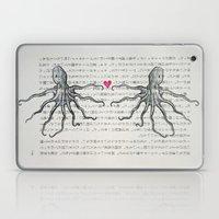 Octopus Love Laptop & iPad Skin