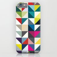 iPhone & iPod Case featuring 100 book cover colours by Coralie Bickford-Smith