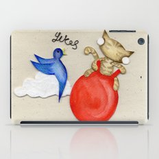 Bouncy Kitteh! iPad Case