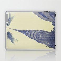 chrysler gold fish Laptop & iPad Skin