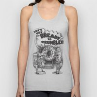 Let's Get Bready to Crumble Unisex Tank Top
