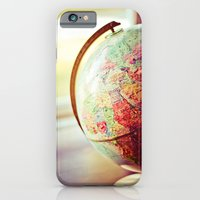 iPhone & iPod Case featuring Globe  by Jo Bekah Photography & Design