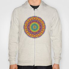 Colorful Geometry Hoody