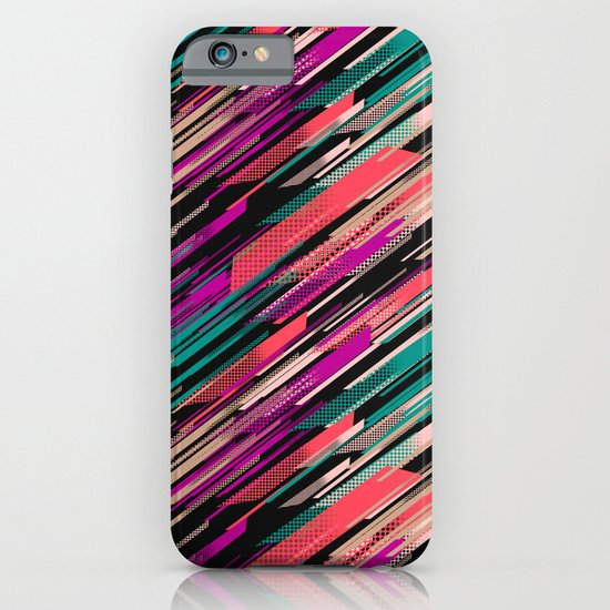 Retro 1 iPhone & iPod Case