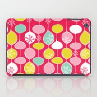 Snowflake Holiday Bobble… iPad Case