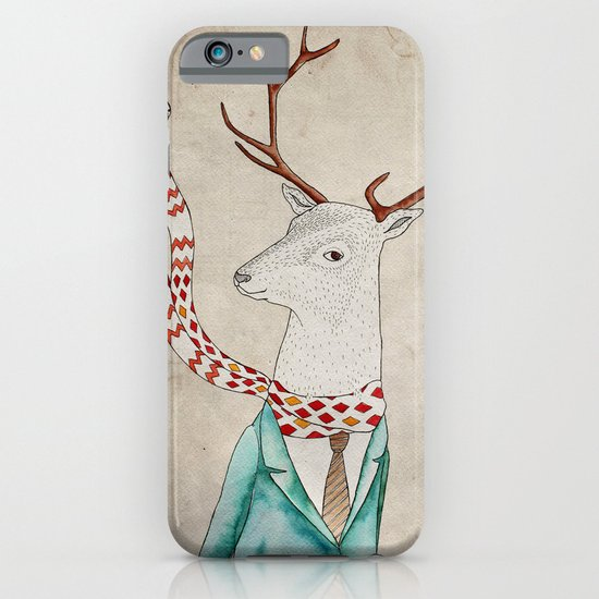 Dear deer. iPhone & iPod Case