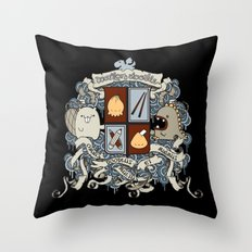 All Doodles Great & Small Throw Pillow