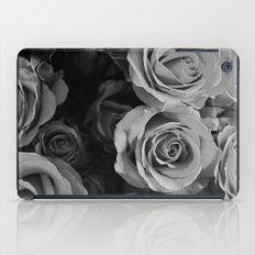 Black Hearted  iPad Case