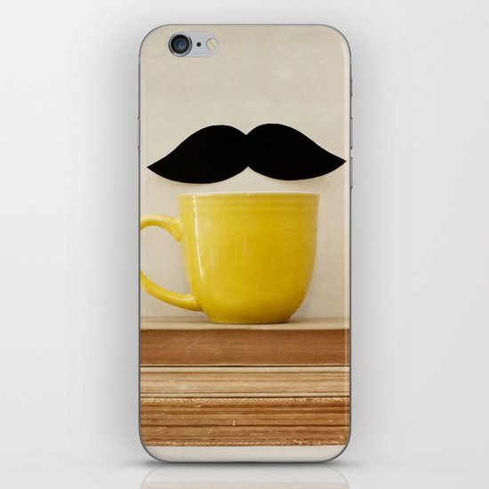 Mr. Stache  iPhone & iPod Skin