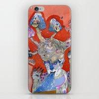 B L A M E iPhone & iPod Skin