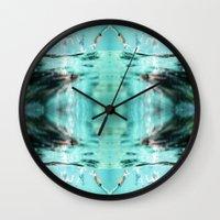 Underwater Delight Wall Clock