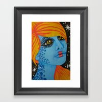Out Of This World 1  Framed Art Print