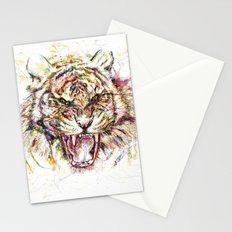 Tatewari Ute'a Tiger Stationery Cards