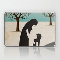 padre/figlio Laptop & iPad Skin