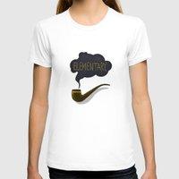 sherlock T-shirts featuring sherlock by serbangabriel