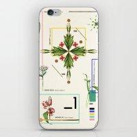Wild Flowers_1 iPhone & iPod Skin