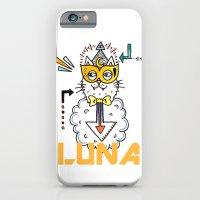 iPhone & iPod Case featuring Space Cat by Yuka Nareta