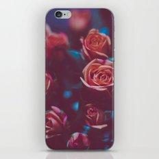Botánico Oscuro iPhone & iPod Skin