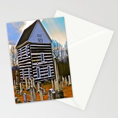 The Old Log Church Stationery Cards