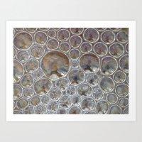 Bubbles 2016 I Art Print