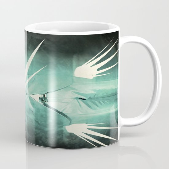 light suit Mug
