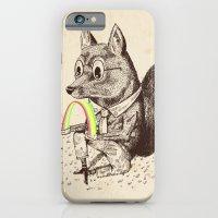 Strange Fox iPhone 6 Slim Case