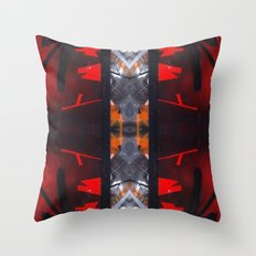 BUSHIDO- Throw Pillow