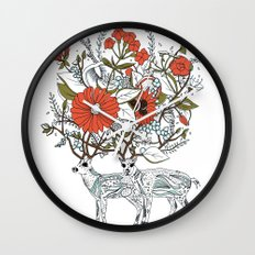 we were together Wall Clock