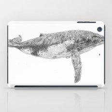 A Humpback Whale iPad Case