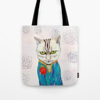 Mr. Talisman Tote Bag