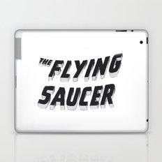 THE FLYING SAUCER Laptop & iPad Skin