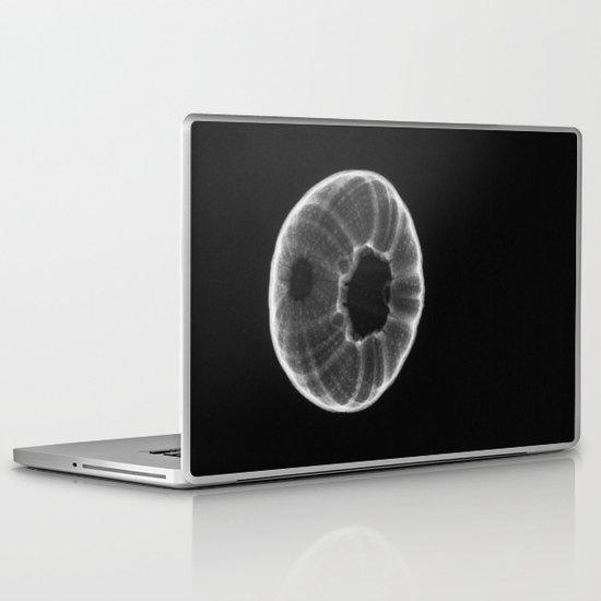 urchin ghost Laptop & iPad Skin