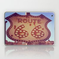 route 66 Laptop & iPad Skin