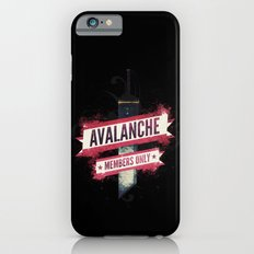 Final Fantasy VII - Avalanche Member's Only Slim Case iPhone 6s